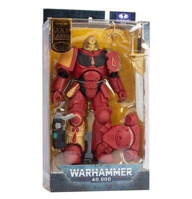 McFarlane Toys: Primaris-Lieutenant-Actionfigur der Blood Angels - Games Workshop