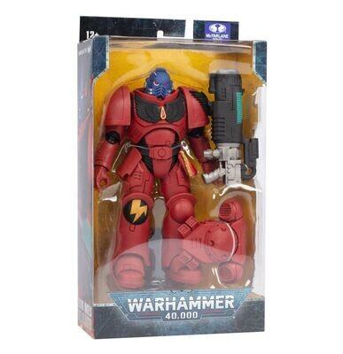 McFarlane Toys: Plasma-Interfector-Actionfigur der Blood Angels - Games Workshop