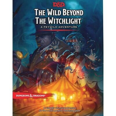 Dungeons and Dragons D&D The Wild Beyond the Witchlight - EN