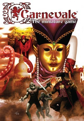 Carnevale, Rulebook English (1. Auflage) - Regelbuch (e)