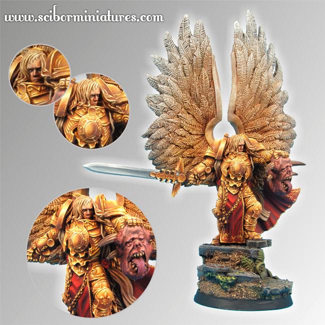 SF Archangel - Scibor Miniatures