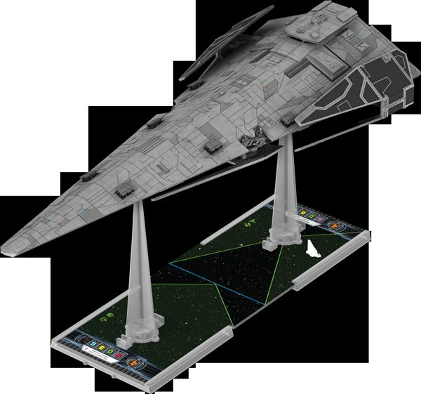 Star Wars: X-Wing - Imperiale Sturm-Korvette Imperial Raider Erweiterung-Pack Deutsch