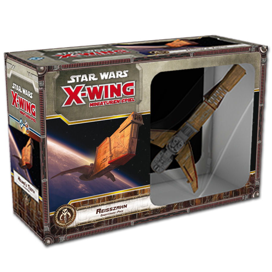 Star Wars: X-Wing - Reisszahn (Hound's Tooth) Erweiterung-Pack Deutsch