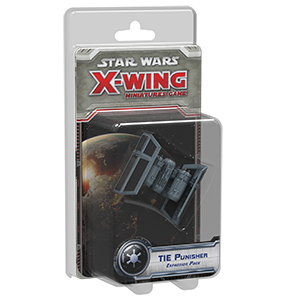 Star Wars: X-Wing - TIE-Vergelter (Punisher) Erweiterung-Pack Deutsch