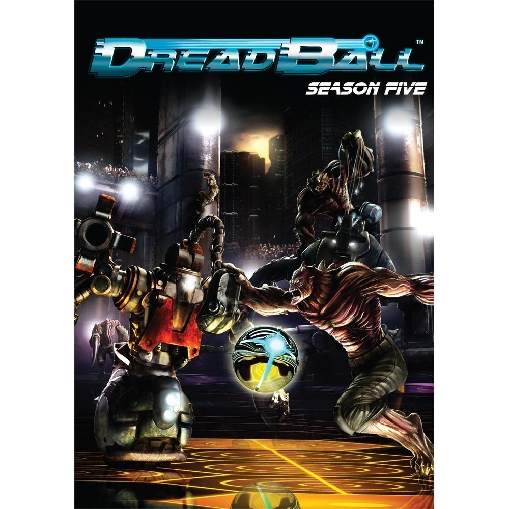 Dreadball Season 5 Regelheft (e)