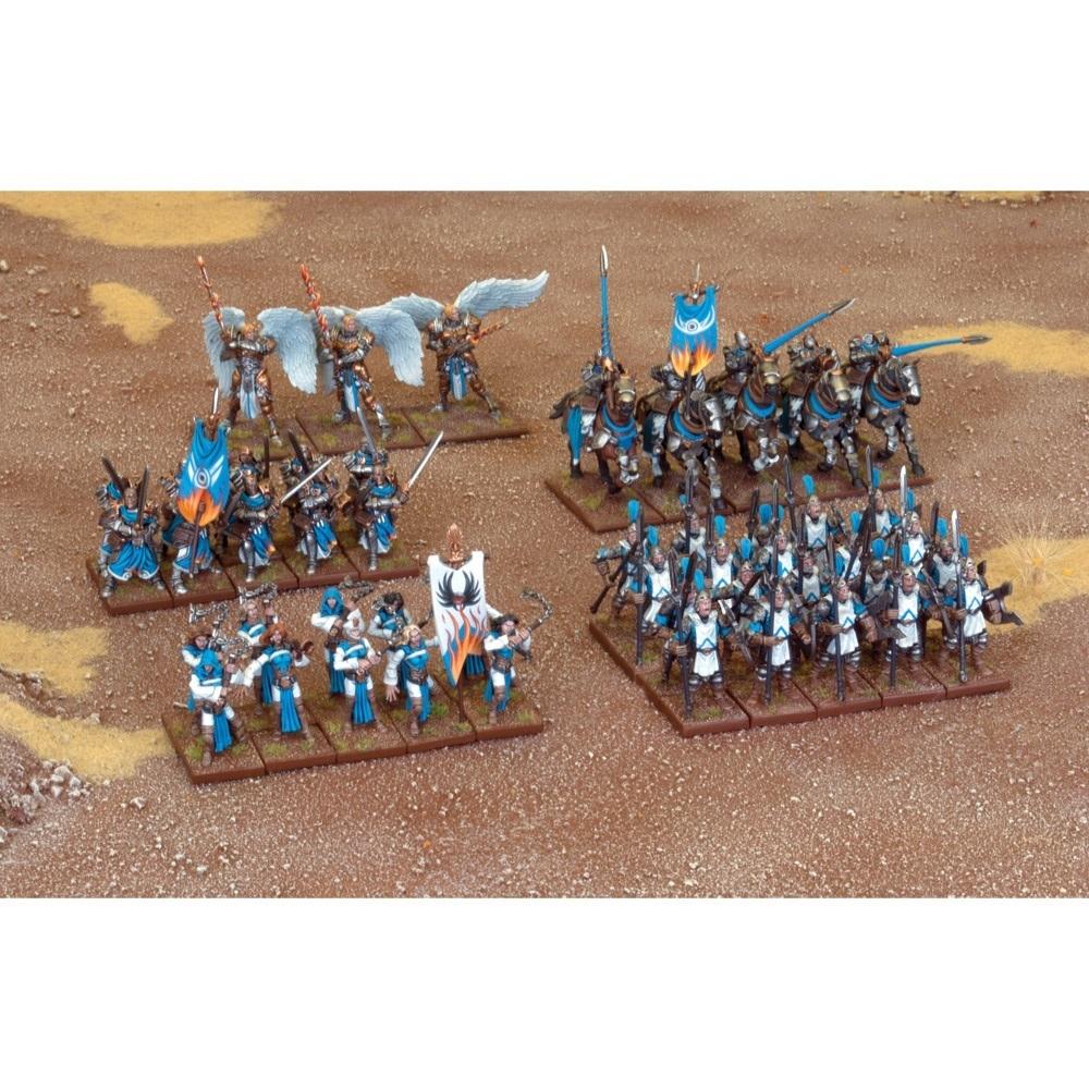 Basilean Army Set - Basilean - Kings of War - Mantic Games