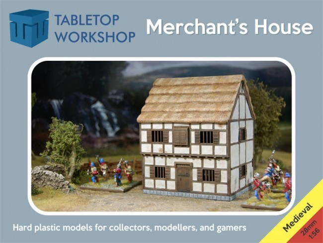 Merchants House - Kaufmannshaus - Tabletop Workshop