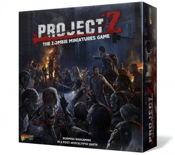 PROJECT Z - The Zombie Miniatures Game (english) - Warlord Games