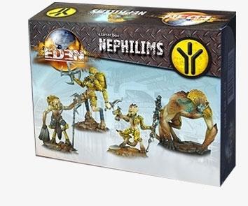 Starter Box Nephilim - Eden
