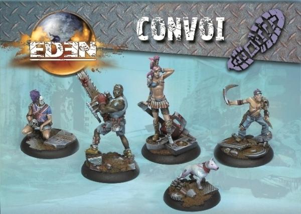Starter Box Convoy - Eden