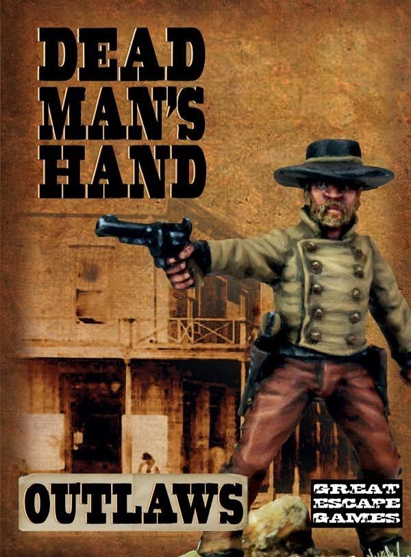 Gesetzlose (7) (Outlaws) - Outlaw Gang - Dead Man's Hand