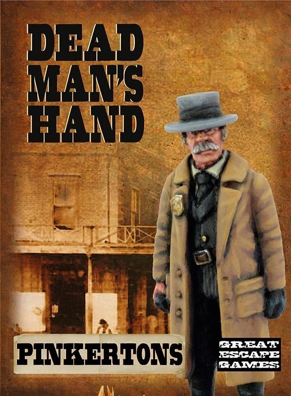 Banditos (7) - Pinkerton Gang - Dead Man's Hand