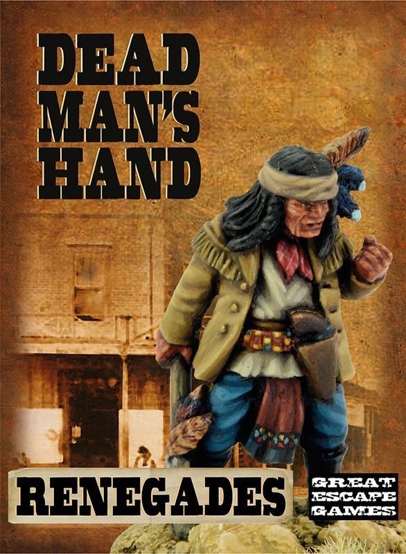 Indianer (7) - Renegade Indians Gang - Dead Man's Hand