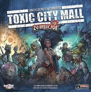 Zombicide - Toxic City Mall (Deutsch)