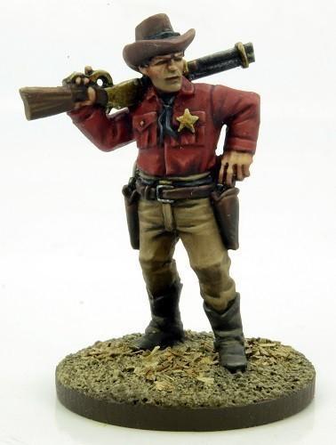 Rogue Tex Miller - Rogues / Galgenvögel - Dead Man's Hand