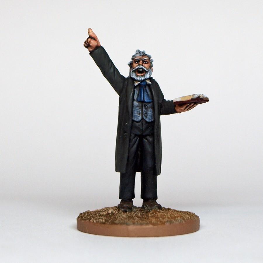 Rogue Reverend Johnsons - Rogues / Galgenvögel - Dead Man's Hand