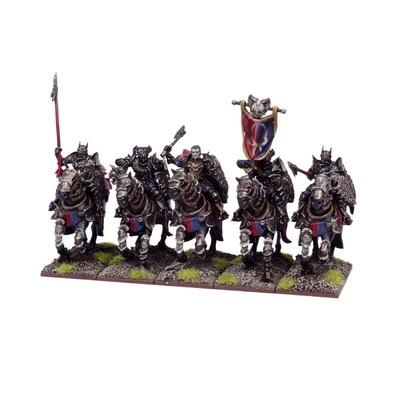 Undead Soul Reaver Cavalry Troop - Untote - Kings of War - Mantic Games