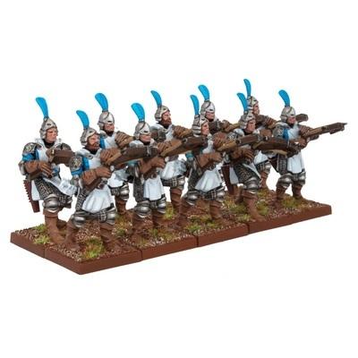 Crossbowmen (10) - Basilean - Kings of War - Mantic Games
