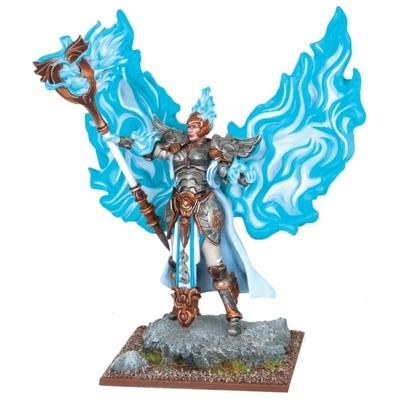 Ur-Elohi Samacris - Basilean - Kings of War - Mantic Games