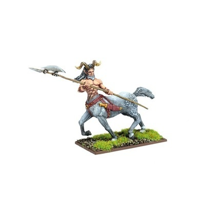 Forces of Nature Centaur Chief - Kings of War - Mantic Games
