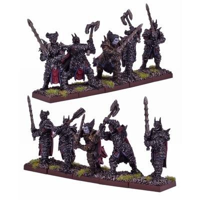Undead Soul Reaver Infantry Troop - Untote - Kings of War - Mantic Games