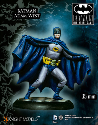 Batman (Adam West) - Batman Miniature Game