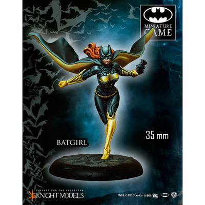 Batgirl - Batman Miniature Game