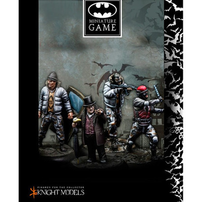 Penguin Crew - Batman Miniature Game