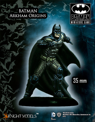 Batman (Arkham Origins) - Batman Miniature Game