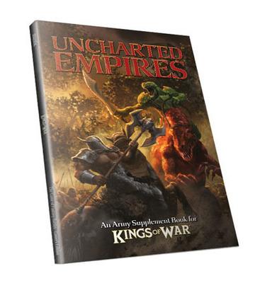 Kings of War Uncharted Empires (e) - Erweiterung - Kings of War