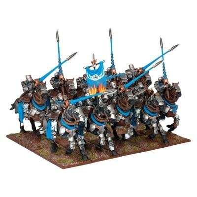 Paladin Knights (10) - Basilean - Kings of War - Mantic Games