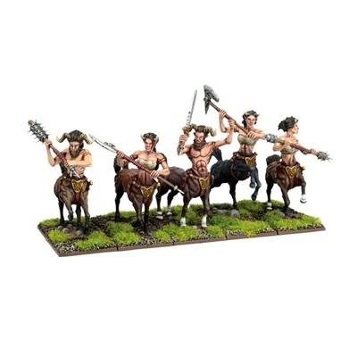 Forces of Nature Centaur Troop - Kings of War - Mantic Games
