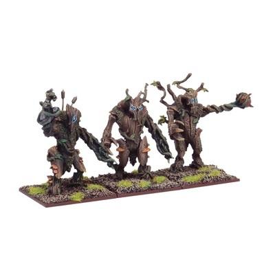 Elf Forest Shambler Troop - Elves- Kings of War - Mantic Games