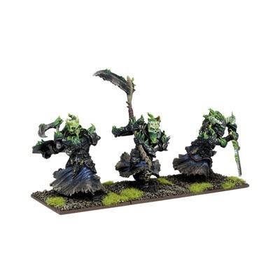 Undead Wights Regiment - Undead - Kings of War - Mantic Games