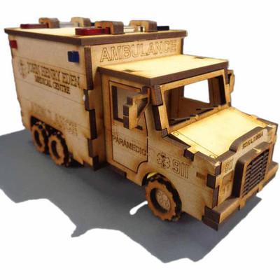 Ambulance - TTCombat - Kingsley