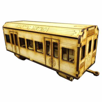 Metro Monorail - TTCombat - Kingsley