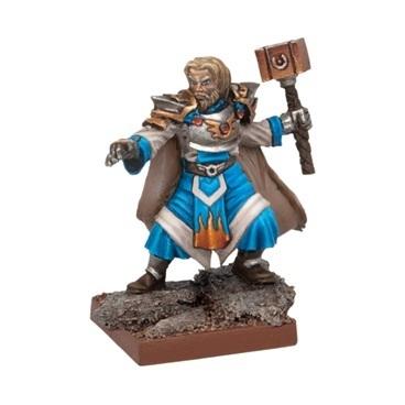 High Priest  - Basilean - Kings of War - Mantic Games