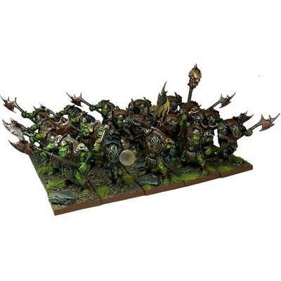Orc Army Set - Orks - Kings of War - Mantic Games