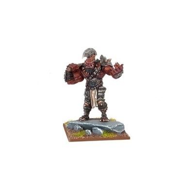 Ogre Hero Grokagamok - Oger - Kings of War - Mantic Games