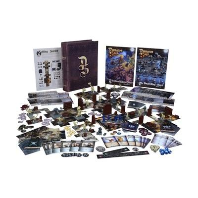 Dungeon Saga Deluxe - Deutsch - Mantic Games