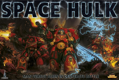 Space Hulk (English) - Warhammer 40.000 - Games Workshop