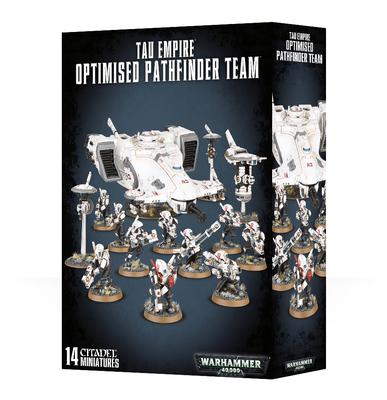 TAU EMPIRE OPTIMISED PATHFINDER TEAM - Warhammer 40.000 - Games Workshop