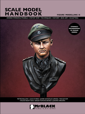Scale Model Handbook 15 - Mr Black Publications