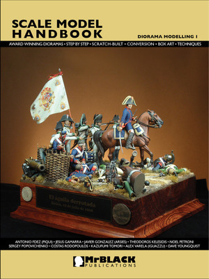 Diorama Modelling 1 - Mr Black Publications