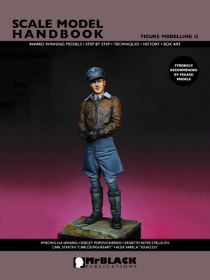 Scale Model Handbook 12 - Mr Black Publications