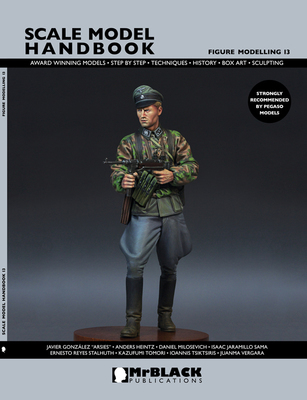 Scale Model Handbook 13 - Mr Black Publications