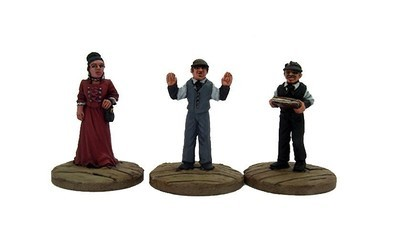 Civilians Bank Set - Dead Man's Hand