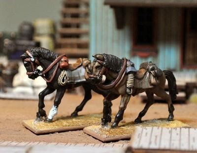 Riderless Horses - Dead Man's Hand