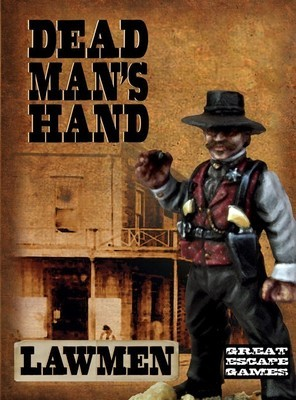 Gesetzeshüter (7) - Lawmen Gang - Dead Man's Hand