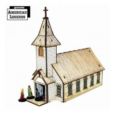 Rev. Johnson's Church - 4Ground